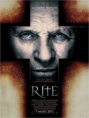 """Affiche du film """"Le Rite"""""""