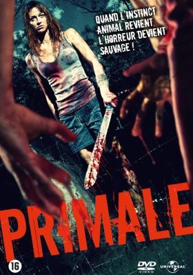 "Affiche du film ""Primale"""