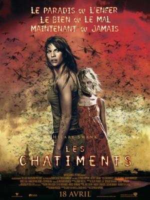 """Affiche du film """"Les châtiments"""""""