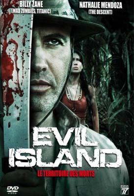 "Affiche du film ""Evil Island"""