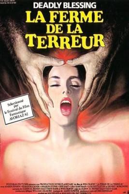 """Affiche du film """"La Ferme de la terreur"""""""