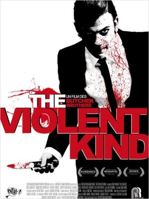 "Affiche du film ""The Violent Kind"""