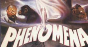 "Affiche du film ""Phenomena"""