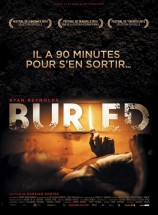 "Affiche du film ""Buried"""