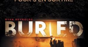 "Affiche du film ""Buried"""