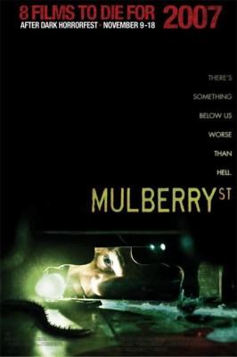 """Affiche du film """"Mulberry Street"""""""