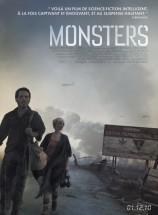 "Affiche du film ""Monsters"""