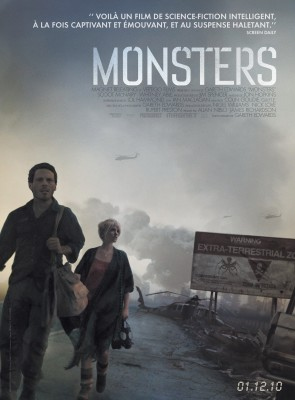 "Affiche du film ""Monsters"""