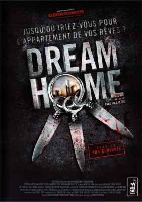 "Affiche du film ""Dream Home"""