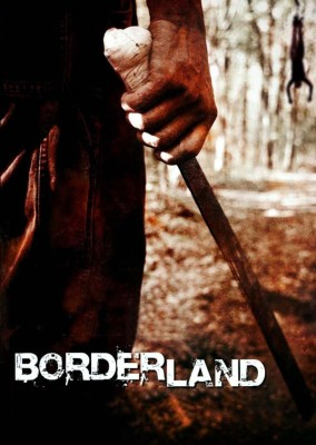 "Affiche du film ""Borderland"""