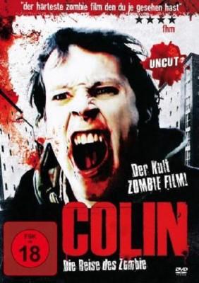"Affiche du film ""Colin"""