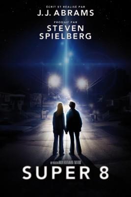 """Affiche du film """"Super 8"""""""