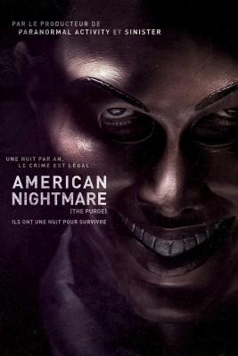 """Affiche du film """"American Nightmare"""""""