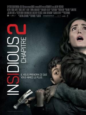 """Affiche du film """"Insidious : Chapitre 2"""""""