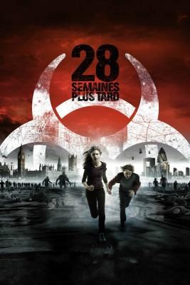 """Affiche du film """"28 Semaines Plus Tard"""""""