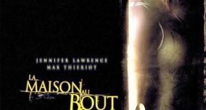 """Affiche du film """"La maison au bout de la rue"""""""