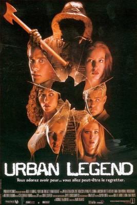 """Affiche du film """"Urban Legend"""""""