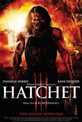 "Affiche du film ""Butcher III"""