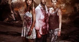 """Affiche du film """"Aftershock : L'Enfer sur terre"""""""