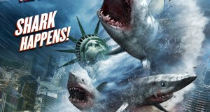 "Affiche du film ""Sharknado 2: The Second One"""