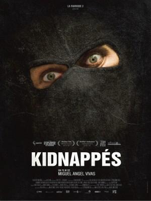 """Affiche du film """"Kidnappés"""""""