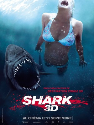 "Affiche du film ""Shark"""