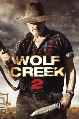 """Affiche du film """"Wolf Creek 2"""""""