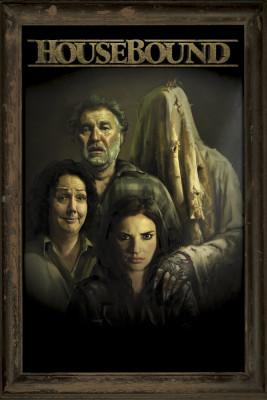 """Affiche du film """"Housebound"""""""