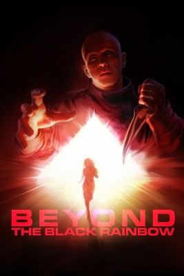 "Affiche du film ""Beyond the Black Rainbow"""