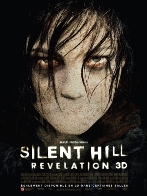 "Affiche du film ""Silent Hill : Revelation 3D"""