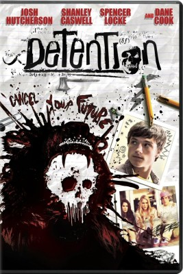 """Affiche du film """"Détention"""""""