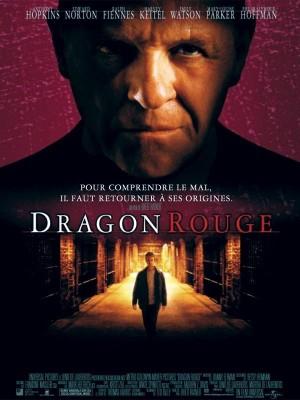 """Affiche du film """"Dragon Rouge"""""""