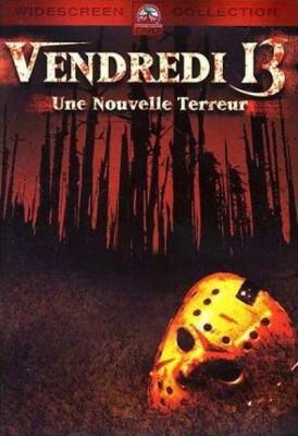 """Affiche du film """"Vendredi 13, chapitre 5 : Une nouvelle terreur"""""""