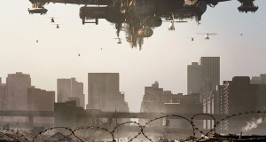 "Affiche du film ""District 9"""