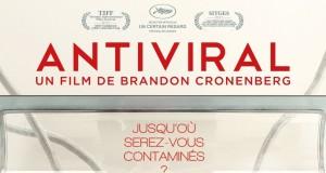 "Affiche du film ""Antiviral"""