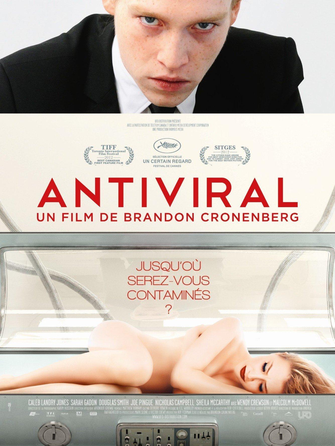 Antiviral Film