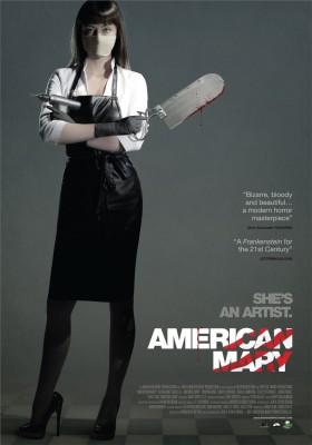 "Affiche du film ""American Mary"""