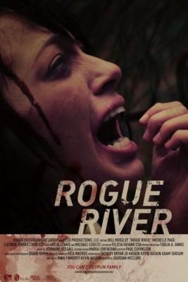 """Affiche du film """"Rogue River"""""""