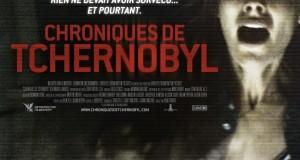 """Affiche du film """"Chroniques de Tchernobyl"""""""