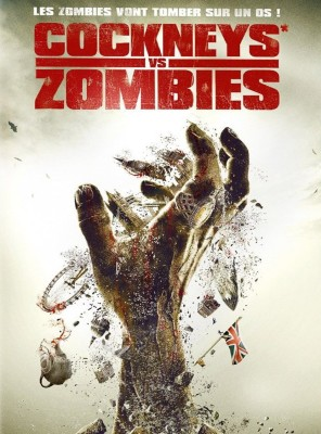 "Affiche du film ""Cockneys vs Zombies"""