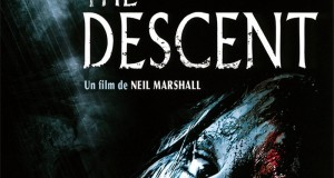 "Affiche du film ""The Descent"""