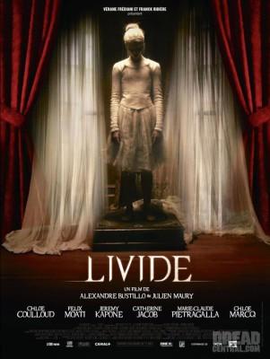 """Affiche du film """"Livide"""""""
