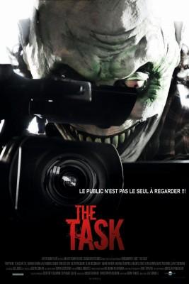 "Affiche du film ""The Task"""
