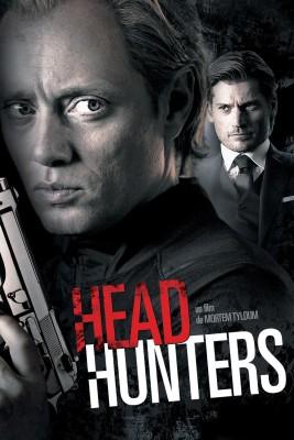 "Affiche du film ""Headhunters"""