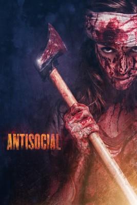 "Affiche du film ""Antisocial"""