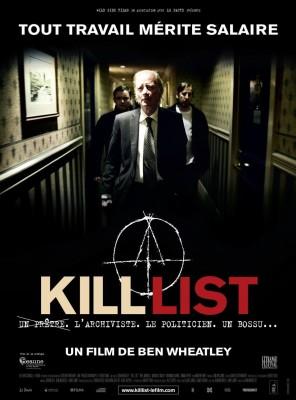 """Affiche du film """"Kill List"""""""