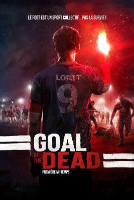 "Affiche du film ""Goal of the Dead"""