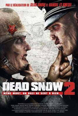 """Affiche du film """"Dead Snow 2"""""""
