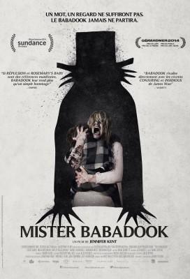 """Affiche du film """"Mister Babadook"""""""