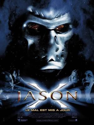 "Affiche du film ""Jason X"""